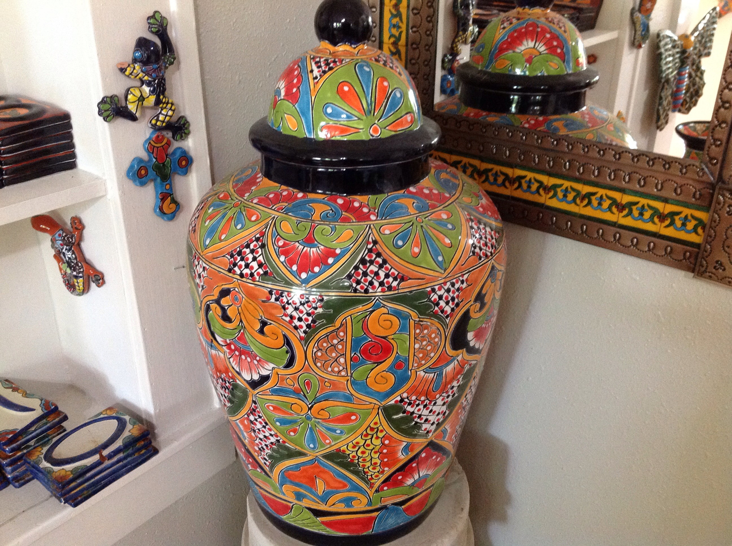 1 Mexican Pottery and Garden Art San Antonio Texas
