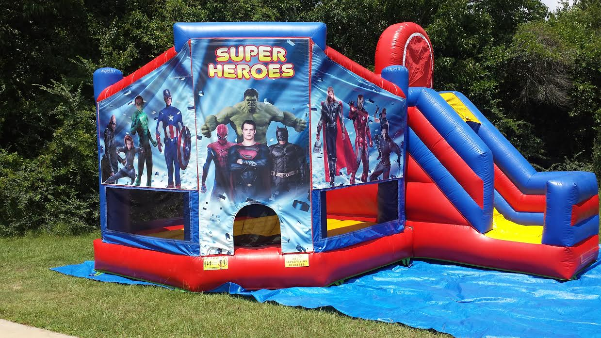 Fun Inflates. Inflatable Water Slides. Bounce House.Statesboro Ga