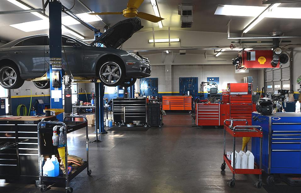 Mercedes Benz Service And Repair Center - Mercedes benz repair near me