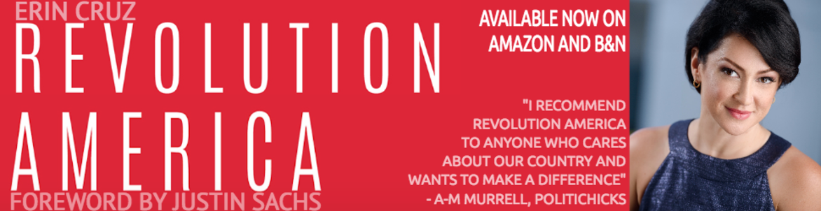 Revolution America by Erin Cruz
