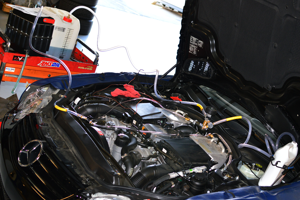 Mercedes Service Eurotech Automotive Repair Inc Wiring Specialist