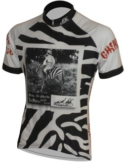 safari bicycle jersey