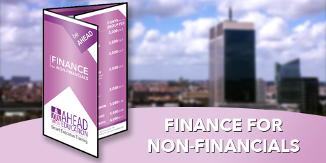 Register Now - Finance for Non-Financials - Ahead Education