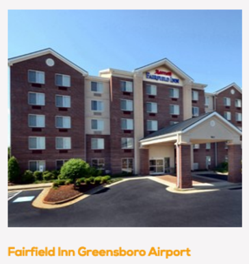 FairField Inn Castle McCulloch Preferred Vendor