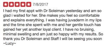 pigmentation, texture, age spots, skin, tightening, collagen, acne, encino, sherman oaks, cosmetic injectables center, yelp review 2