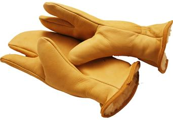 No. 2827 One Finger Mitt with
