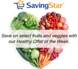 SavingStar Digital Grocery Coupons
