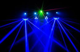 DJ KARZ Dancefloor Lighting for Private Events, Clubs and Bars