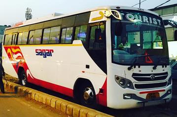Bus hire in Shahdara, Bus on rent in Dilshad Garden, Tourist bus on hire in Shahdara.