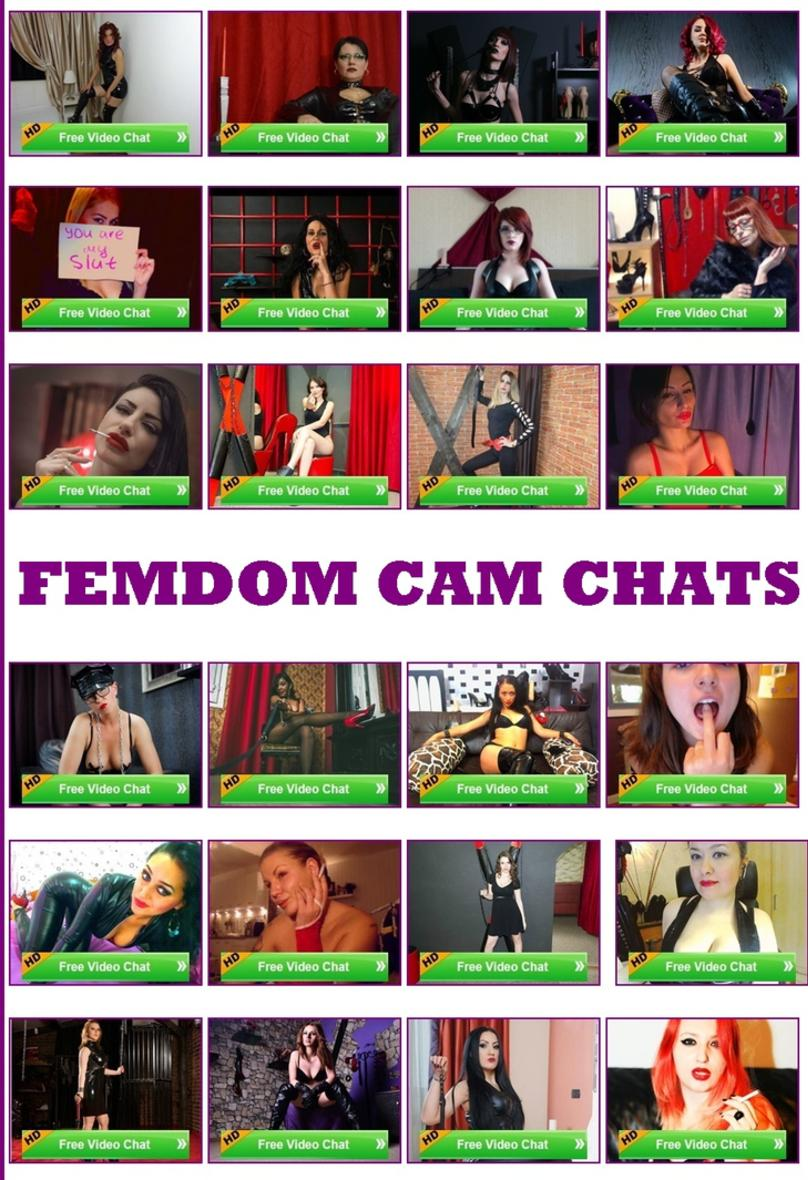 live femdom cams, fetish chat rooms
