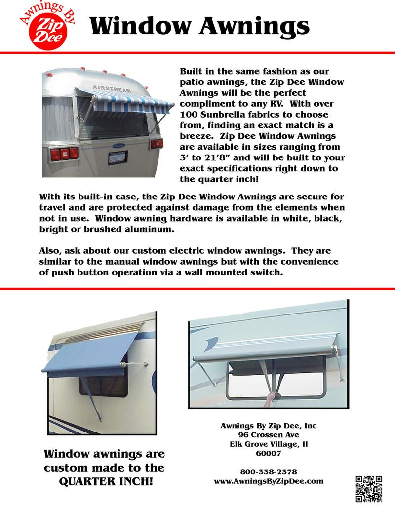 85 Zip Dee Awning Awning By Zip Dee Guest House Testing