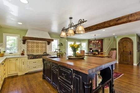 reclaimed wood kitchen cabinetry kansas city - Reclaimed Wood Cabinetry Kansas City MO