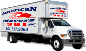 361 American movers going!