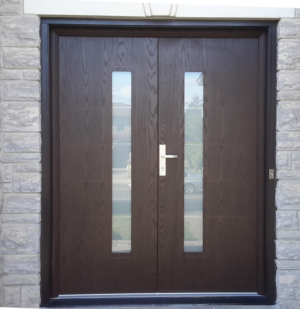 Best Modern Entry Doors For Canada And USA - Modern fiberglass entry doors