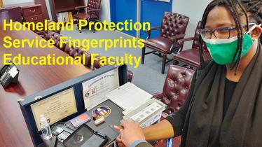 HPS will come to you for your fingerprinting application needs