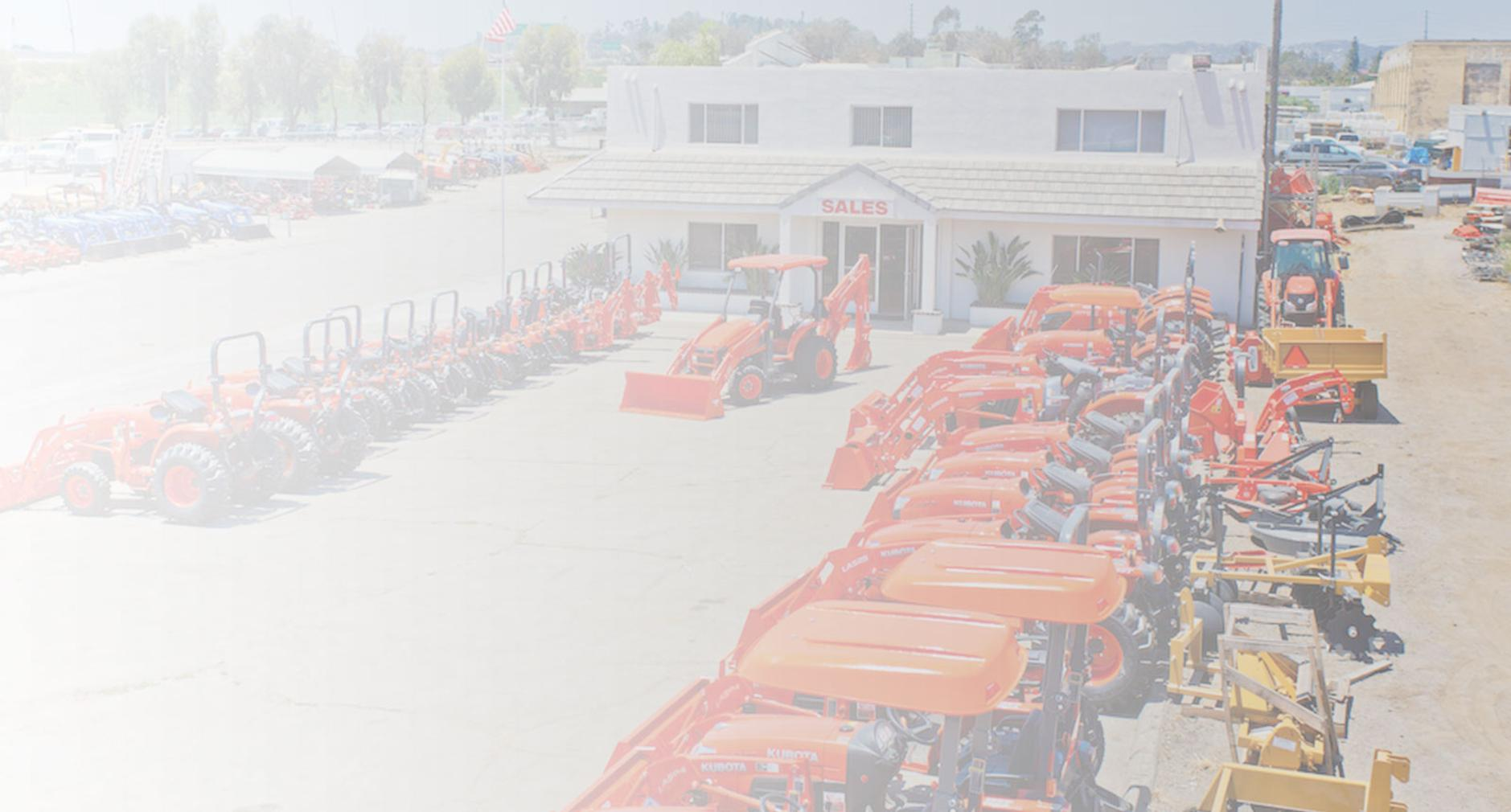 Pauley Equipment Sales in San Diego & Temecula