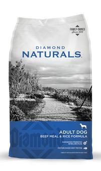 Diamond Natural with Beef and Rice Adult Dog Food