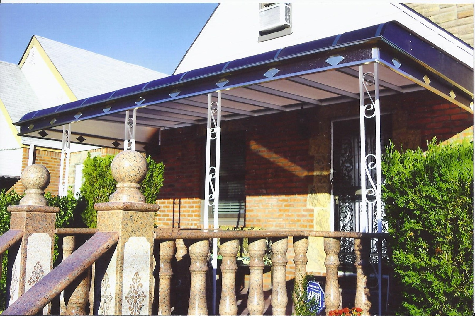Nyc Home Awnings Plexiglass Awnings Low Prices