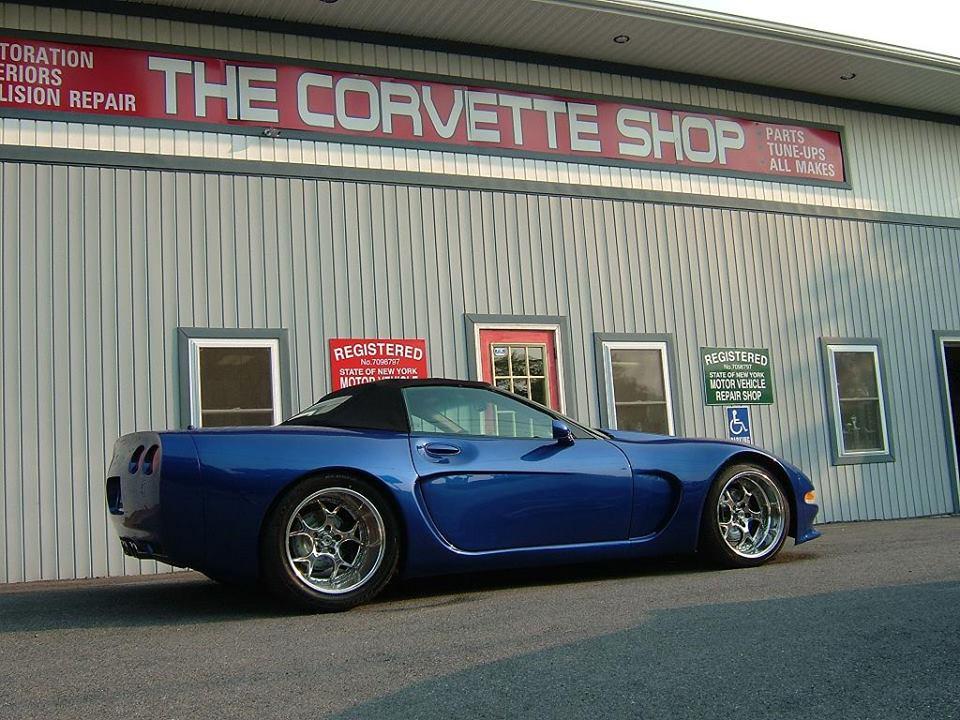 The Corvette Shop