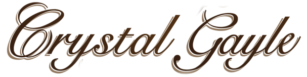 Crystal Gayle signature