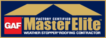 click to see our list in GAF MASTER ELITE INSTALLER