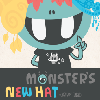 Monster's New Hat cover