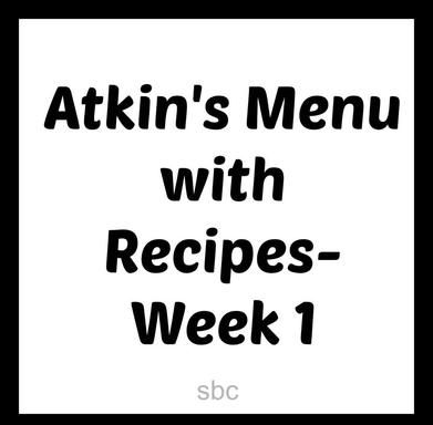 Recipes are here