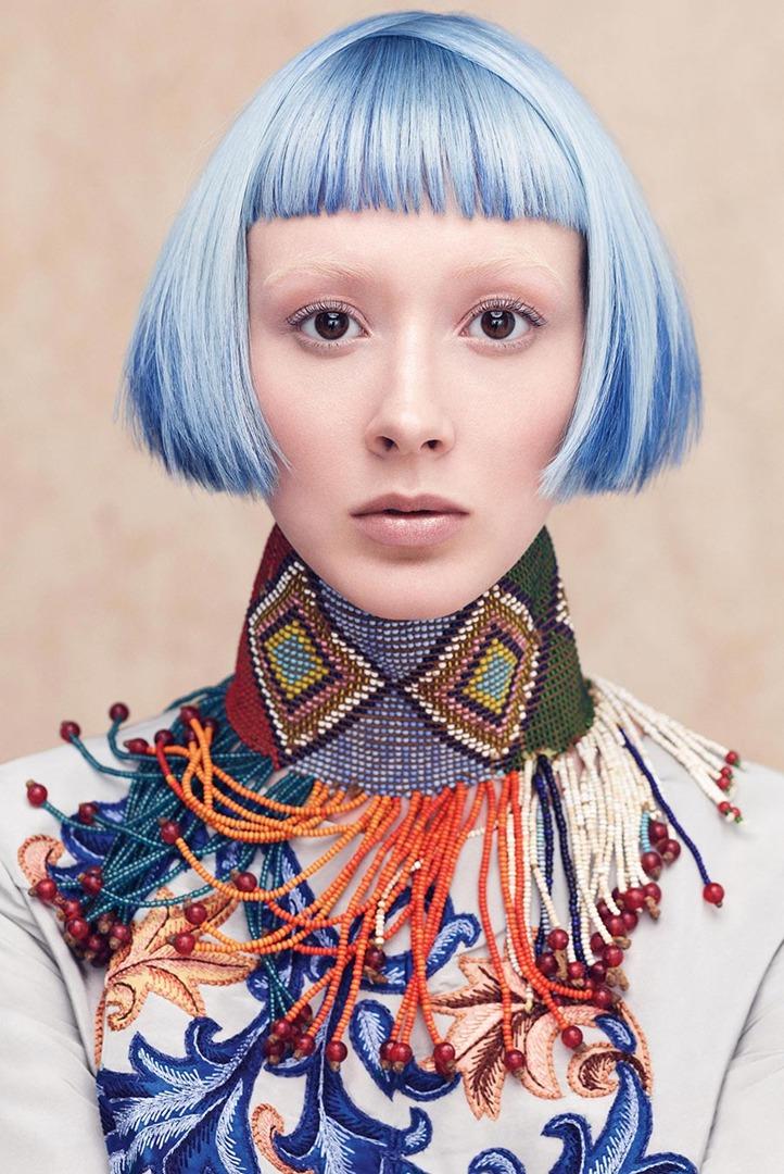 Luna Aveda Concept Salon Hair Design Service Aveda Hair Colour