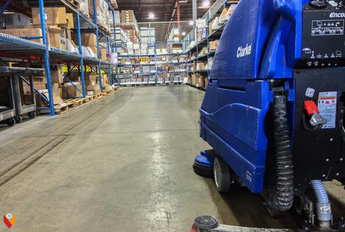 WAREHOUSE CLEANING SERVICES FROM RGV Janitorial Services