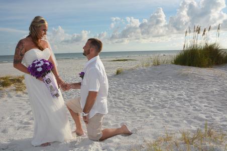 Sarasota Beach Wedding Information