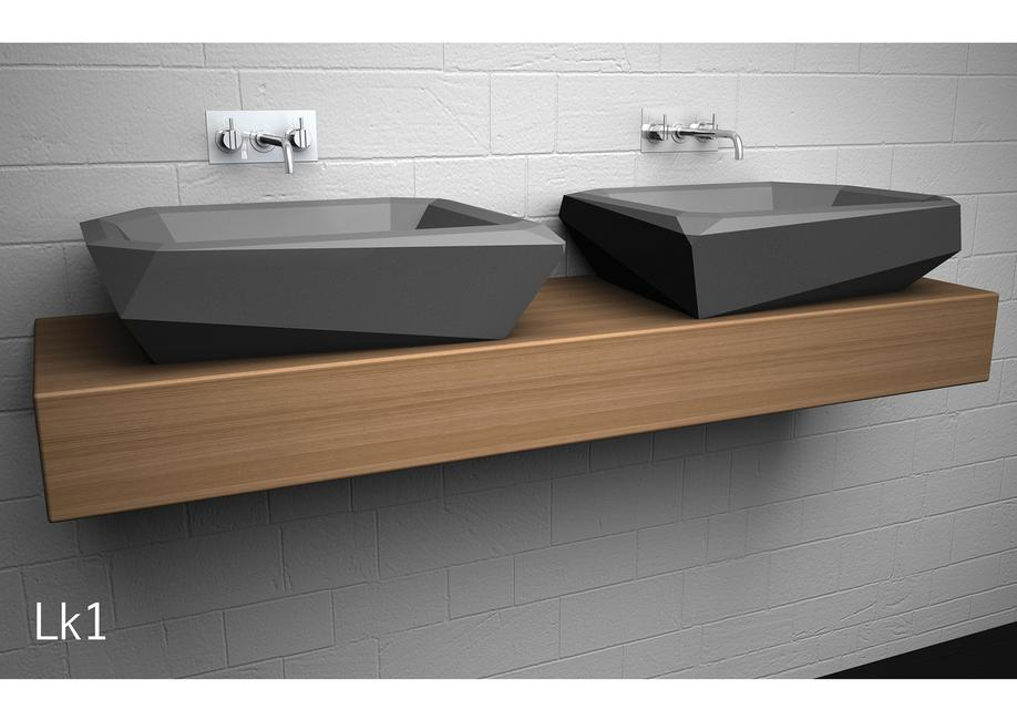 LK1 LAVANDINO IN PIETRA E LEGNO MASSELLO WASHBASIN STONE WOOD INTERIORDESIGN MODELLAZIONE 3D MODEL DESIGN PROJECT DESIGN107