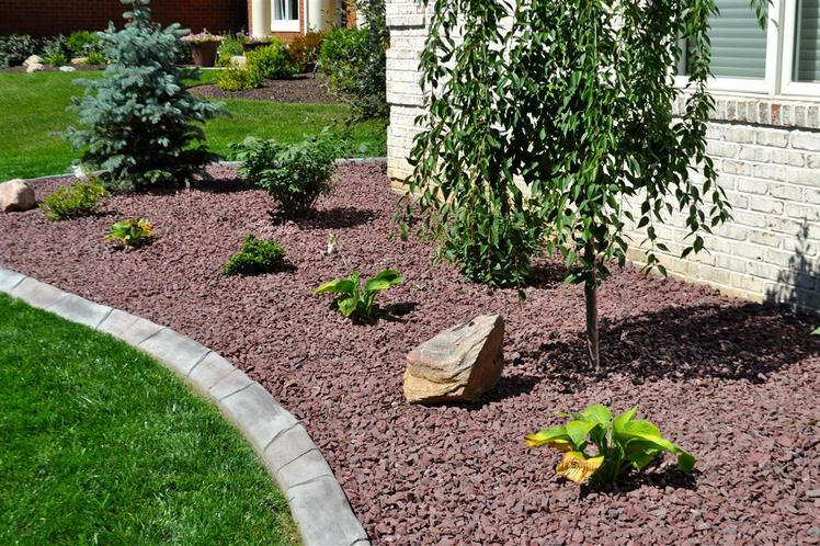 MULCH/ROCK INSTALLATION SERVICES