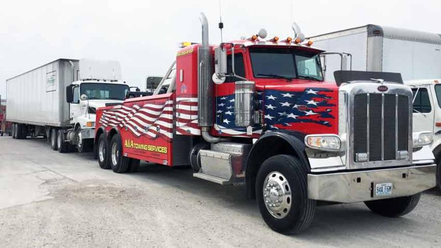 Truck Towing Services in Omaha NE | 724 Towing Services Omaha