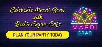 Plan Your Mardi Gras Party