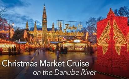 Christmas Cruises 2019.Viking River Cruise Christmas Market December 2019
