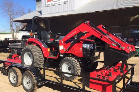 Mahindra Tractor Package Deal