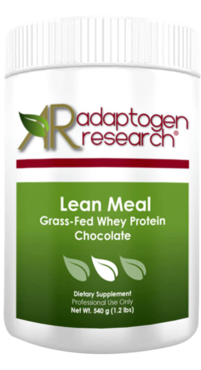 Adaptogen Research, Lean Meal - Grass-Fed Whey Protein - PaleoSnack