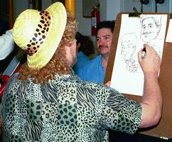Nashville Caricature Artist-Entertainment for a Company Picnic Event