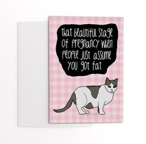 funny pregnancy cards