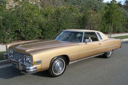 1973 Cadillac Eldorado 2dr Hardtop Coupe for sale at Motor Car Company in San Diego California