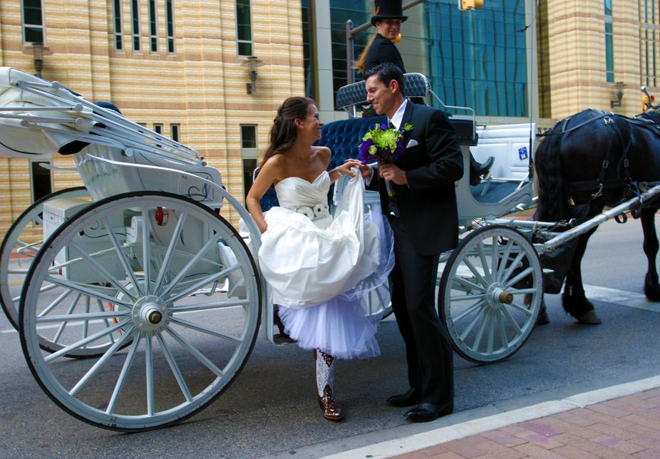 b8684e73cdd Casual carriage rides