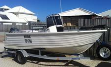 Exmouth Boat hire 6707 - Boats - 5.3m Polycraft
