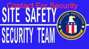Schedule with us your need for private security