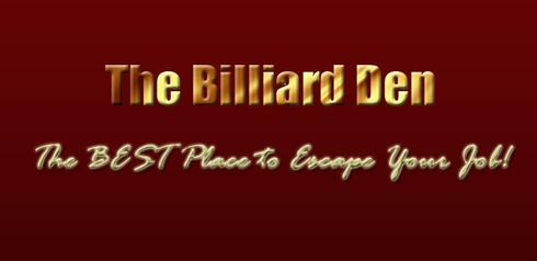 The Billiard Den, the Largest pool hall in Richardson, Texas