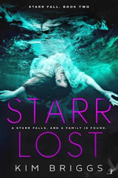 Starr Lost, Book Two of the Starr Fall Series, When a secret organization realizes Starr is not only the model student but the ideal assassin, she needs to escape the island and disappear. One Starr falls, and a killer rises.