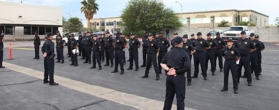 Silver State Law Enforcement Academy - Law Enforcement