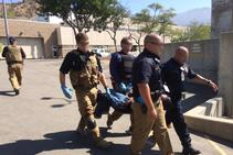High-Speed Tac Med - Active-Shooter response by Federal officers