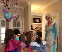 Atlanta Princess Party