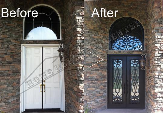 Iron Doors Shop Wrought Iron Doors Doors With Forged