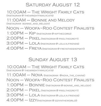 Woofa~Roo Pet Fest's